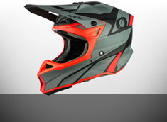 Casques Motocross